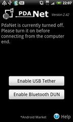 PDANet_screenshot