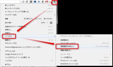 GoogleChromeHistoryDel4