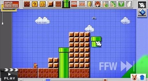 NintendoRevealsMarioMakerForWiiU_5