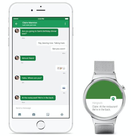 Android WearがiPhoneに正式対応。Googleが公式アプリをリリース