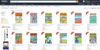 Amazonで「ぼのぼの」のKindle本が10円セール中。対象刊が拡大中