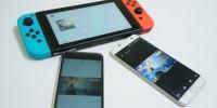 Nintendo Switchのゲーム画面をスマホ・PCに取り込む方法