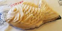 チェーン店なのに今どき2丁焼き。「日本一たい焼き」が最近のマイブーム