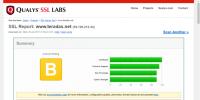 【SSL/TLS】中間証明書を設定しないとこんな症状が出る