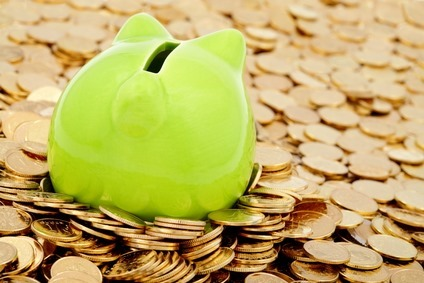 green-piggy-bank-and-sea-of-gold-money_sizeXS